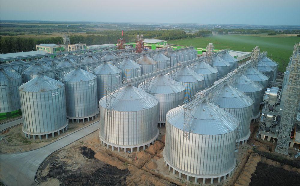 Системы хранения зерна СХЗ
